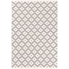 Dash & Albert Europe Samode Hand-Woven Ivory/Grey Indoor/Outdoor Area Rug