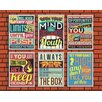 ohpopsi Posters 3m x 240cm Wall Mural
