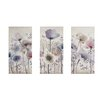 Lily Manor 'Classic Poppy' Framed Graphic Art Print Multi-Piece Image on Wrapped Canvas
