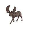 The Seasonal Aisle Moose Standing Figurine