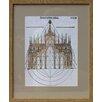 Castleton Home New Architecture IV Framed Art Print