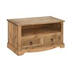 """Home & Haus Classic Corona TV Stand for TVs up to 50"""""""