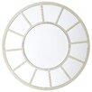 Castleton Home Astra Round Wall Mirror