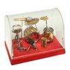 Ambiente Haus Drum Kit Decorative Instrument Sculpture