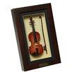 Ambiente Haus Violin Wall Décor