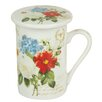 Castleton Home 3-tlg. Tee-Set Flowers Bouquet