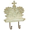Castleton Home Crown Wall Mounted Coat Rack