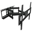 MegaMounts Full Motion Double Articulating Wall Mount for 32'' - 70'' LCD/LED/Plasma Screens