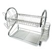 "Better Chef 22"" Chrome Dish Rack"