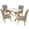 LPD Cadiz Verona Dining Table and 4 Chairs