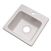 "Solidcast Westminster 16"" x 16"" Bar Sink"