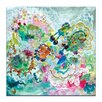 Artist Lane 'Agua' by Lia Porto Art Print on Wrapped Canvas