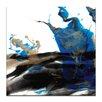 Artist Lane 'Stillness' by Olivia Collins Art Print Wrapped on Canvas