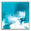 Artist Lane 'Flow 11' by Chalie MacRae Art Print Wrapped on Canvas