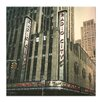 Artist Lane 'Radio City' by Andrew Paranavitana Photographic Print on Wrapped Canvas