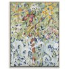 Artist Lane 'Botanical Tree' by Catherine Fitzgerald Art Print Wrapped on Canvas