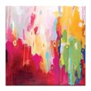 Artist Lane 'Electra Street' by Amira Rahim Art Print Wrapped on Canvas