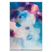 Artist Lane '21015' by Amanda Morie Art Print on Wrapped Canvas