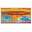 Artist Lane 'Kimberley Horizon' by Alan Annells Art Print Wrapped on Canvas