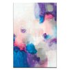 Artist Lane '20915' by Amanda Morie Art Print on Wrapped Canvas