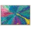 Artist Lane 'Tropical Spray' by Josie Nobile Art Print Wrapped on Canvas