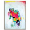 Artist Lane 'Wabi Sabi Love' by Amira Rahim Framed Art Print on Wrapped Canvas