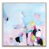 Artist Lane 'Fresco' by Brenda Meynell Framed Art Print on Wrapped Canvas