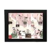 Andrew Lee Fashion Heaven Lee Framed Graphic Art