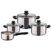 ELO Juwel De Luxe 4-Piece Cookware Set
