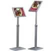 Prestington Busyfold Busygrip Telescopic Information Stand