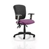 Home & Haus Toledo Mid-Back Desk Chair