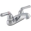 LDR Centerset Exquisite Faucet with Cold and Hot Handles