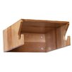 Besp-Oak Furniture 28cm Shelf Bike Rack