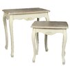 ChâteauChic Country 2-Piece Nesting Table Set