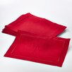 Saro Rochester Hemstitched Border Placemat (Set of 12)
