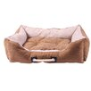 Purrrfect Life Polyester Linen Pet Bed
