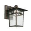 Design House Dayton 1-Light Outdoor Wall Lantern
