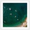 Marmont Hill Let's Float by Karolis Janulis Framed Photographic Print