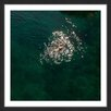Marmont Hill Breaststroke by Karolis Janulis Framed Photographic Print