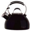 Prestige 2L Induction Safe Stovetop Kettle in Black
