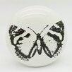 G Decor Butterfly Mushroom Knob (Set of 2)