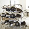 Hahn Pisa 12 Bottle Tabletop Wine Rack