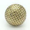 G Decor Lattice Mushroom Knob (Set of 2)