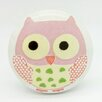 G Decor Owl Mushroom Knob (Set of 2)