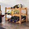 Castleton Home Realxdays 12 Bottle Floor Wine Rack