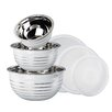 king Classic 3 Piece Bowl Set with Lid