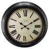 "Lark Manor 23"" Antique Dial Analog Wall Clock"