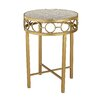 World Menagerie Ambler Round End Table