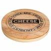 Castleton Home 5 Piece Knife Cheese Storage Board Set