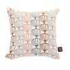 Yorkshire Fabric Shop Geometric Balloon Scatter Cushion